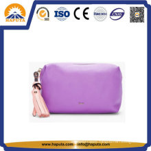 Creative Vintage Leather Travel Cosmetic Bag (HB-6663)