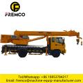 Lifting Crane Used All Terrain Crane