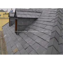 Beliebte Naturstein Schiefer Furnier Dachziegel
