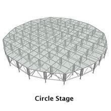 универсальная квадратная ферменная конструкция выставки ферменной конструкции этапа алюминиевая ферменная конструкция выставки освещения