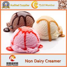 Polvo de crema batida no lácteo para decoración de pasteles, helado