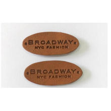 Custom Recycled High Quality Leather Patches for Clothing