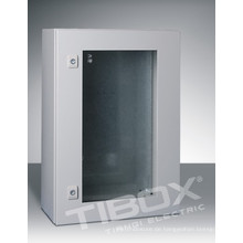 Wandmontiertes Plexiglas-Tür-Stahlgehäuse