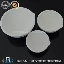 Hot Sale Clay Refractory Ceramic Crucible for Fire Assay