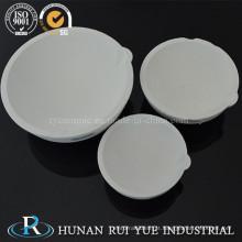Alta Térmica e Resistência de Choque 6 Hole Board Magnesite Cupel