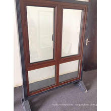 Break Bridge Aluminium/Aluminum Casement and Top Hung Window
