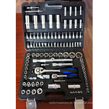 """108PCS 1/2 """"Dr. & 1/4"""" Dr. Conjunto de ferramentas"""
