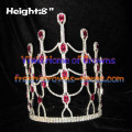 Pink Diamond Crystal Pageant Queen Crowns