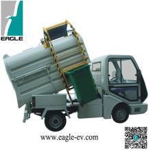 Electric Garbage Trucks, Sealed Rear Box for Liquid Waste, Eg6042xa1