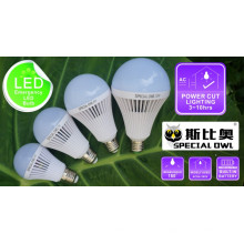 5W 7W 9W 12W Rechargeable Emergency LED Bulb with Backup Battery E27 B22