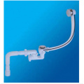 Chrome Plated Plastic Drainer