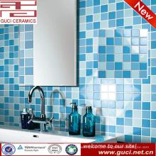projeto misturado cerâmico das telhas de mosaico da parede da cozinha do fornecedor da porcelana