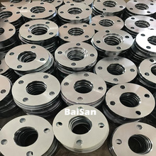 Stainless Steel Nickel Alloy Plate Drive Pipe Flange