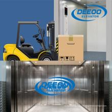 Elevador de carga de mercancías de gran capacidad de carga de venta caliente