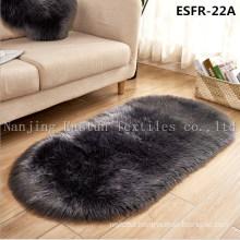 Long Pile Faux Sheep Fur Rugs Esfr-22A