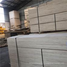 Panneau LVL / peuplier LVL / LVL en pin pour emballage, bâti ou construction