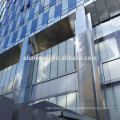 Stainless Steel Composite Panel for curtain wall decoration