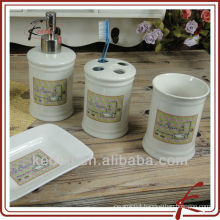 s/4 china bathroom set