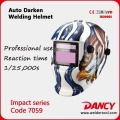 High Quality Auto Darkening Hot Sell Filter Welding Helmet Code.7073