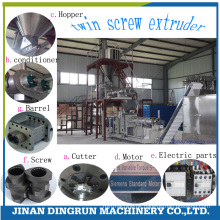 poultry feed plant pet food pellet machine