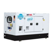 40kw / 50kVA Lovol Soudproof Generadores Diesel Set con Alternador Brushless
