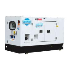 40kw/50kVA Lovol Soudproof Diesel Generators Set with Brushless Alternator