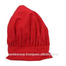 Rote Kochmütze