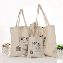 Fashion Cotton Canvas Shopping Bag