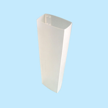 Ultrasonic PP Plastic Box (HL-058)