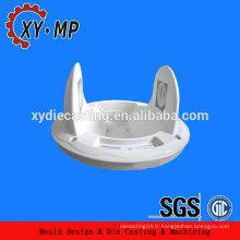 Fraisage CNC Pièces de matériel de communication électronique de précision, / matériel de moulage sous pression en alliage de zinc de précision