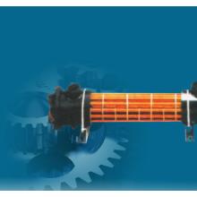 Standard hydraulischer Hochdruckzylinder im Luftkompressor