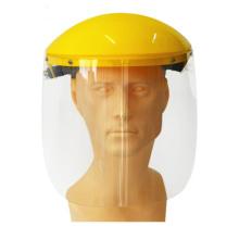 PVC-Schutzmaske für Spritzschutz