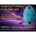 Sistema de vedação elétrica Lightning Arrestor