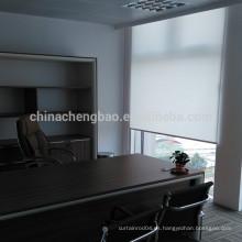 China cadena de proveedores manual ver a través de las cortinas de sol protector