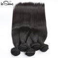 Precio de fábrica Premium calidad Raw brasileño cabello humano Dubai mercado mayorista