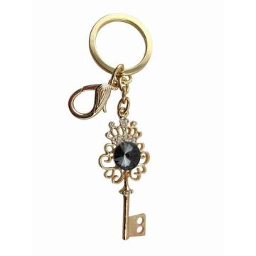 Charmante Jeweled wichtigsten Design-Schlüsselanhänger