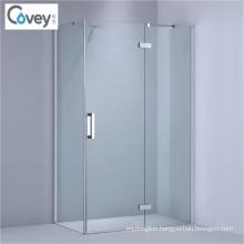 Bathroom Adjustable Shower Cabin with Solid Brass Hinge (AKW06)