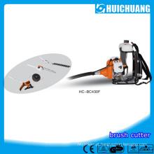 Cortador de escova de mochila Bg430 com aprovação CE (HC-BC430FS)