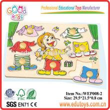 Baby Mädchen Spielzeug Kindergarten Puzzle