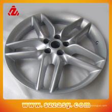 Fabricação de torneamento de tornos CNC 6061 de alumínio