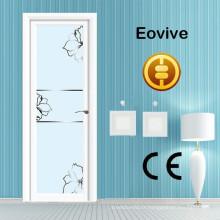 Design de salle de bain portes accordéon vente chaude