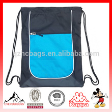 Womens Sport Drawstring Gym Bag perfect for Workouts, Yoga, or Running.