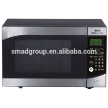 23L Mini Popular Stainless Steel Table Top Microwave Oven