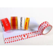 Colored Tough Custom Printed Packing Tape For Marking / Sea