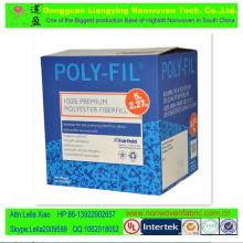 Paquet de carton imprimé de fibre de 8 lb