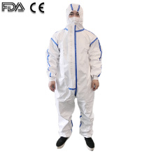 ICU Medical Protective Suit Saftety Isolation Clothing