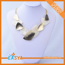 Shell Gold Necklace Jewelry Set Import Jewelry
