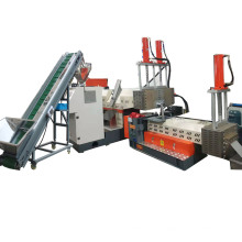 Granulador de plástico pvc abs pe pe máquina granuladora