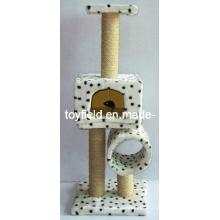 Cat House Tree Suprimentos para móveis para animais Cat Tree