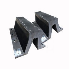 Heavy duty arch rubber fender with different size